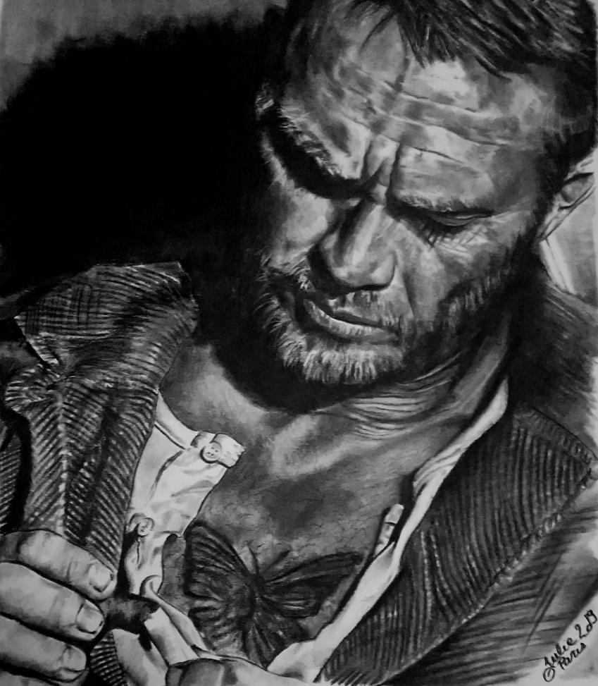 Steve McQueen by sanaelle